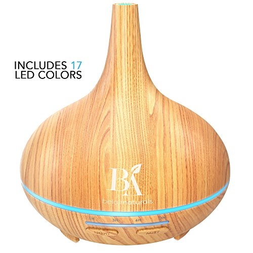 » THE WORLD'S FAVORITE OIL DIFFUSER: Over 3 million diffusers sold in 50+ countries worldwide. Get the best features all-in-one: aromatherapy diffuser, humidifier, air purifier, ionizer & night light. Also Includes a free exclusive measuring cup. » I...