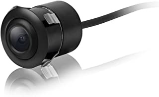 Multilaser Câmera De Ré Automotiva Multifuncional Suporte Borboleta Conexão Rca - Au012