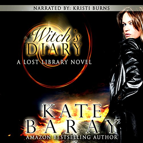 Witch's Diary audiobook cover art