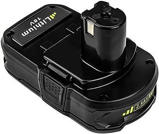 Best ryobi spare battery Reviews