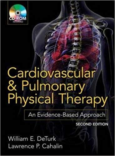 (OLD)CARDIOVASCULAR AND PULMONARY PHYSICAL THERAPY:AN...
