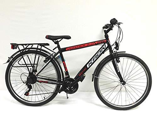 KRON 26' Fahrrad Bike Rad 26 Zoll City Fahrrad Herren Kinderfahrrad Citybike Shimano Schaltung