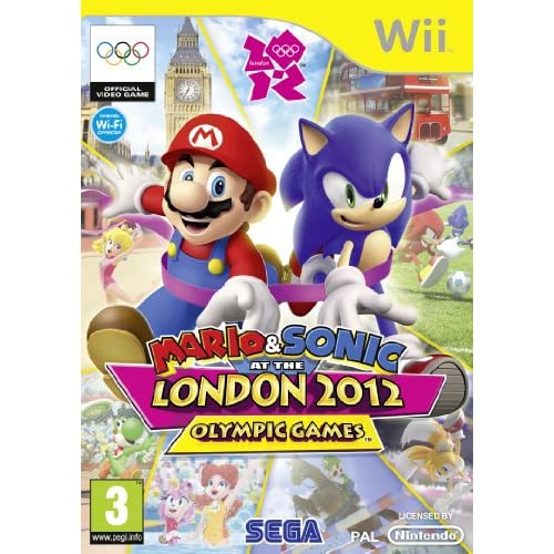SEGA Mario & Sonic at the London 2012 Olympic Games, Wii