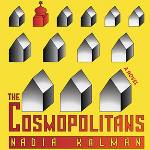 The Cosmopolitans audiobook cover art