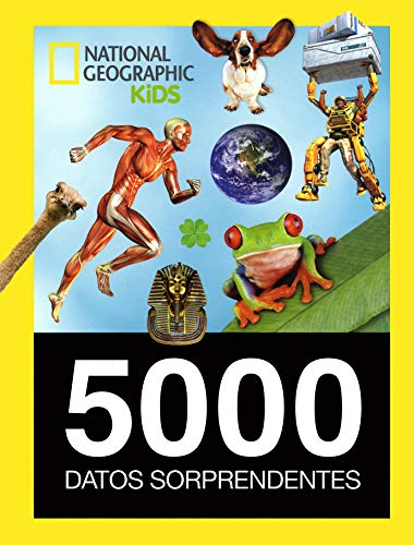 5.000 datos sorprendentes (NG KIDS)