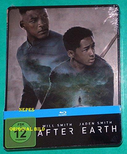After Earth (Steelbook) [Blu-ray]