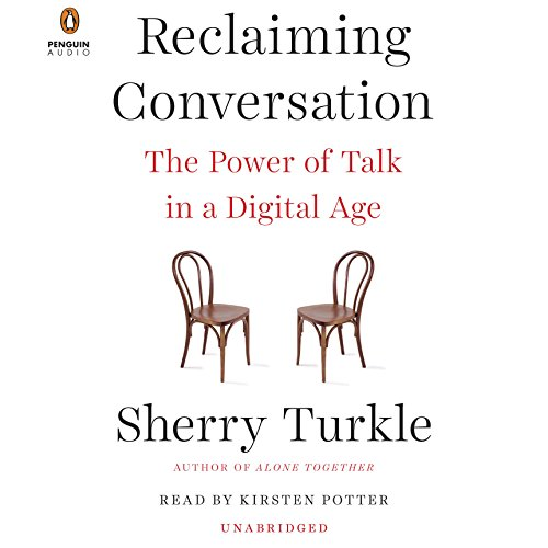 Reclaiming Conversation audiobook cover art