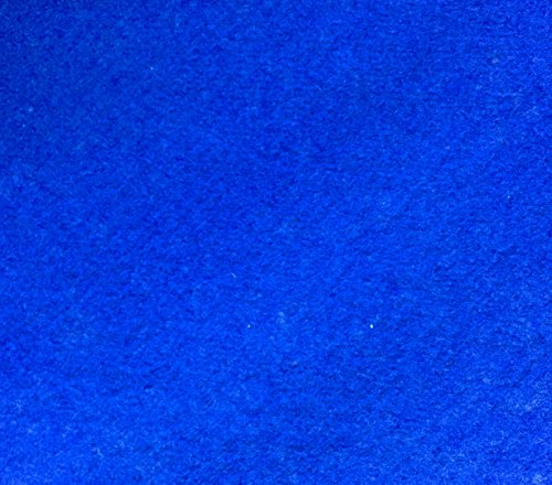 5 Yard Bolt Acrylic Felt Fabric (Royal Blue)