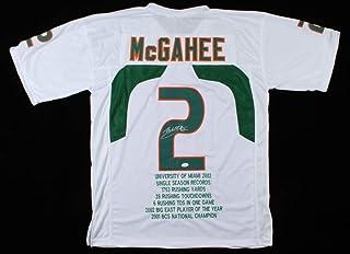Amazon.com: Sports Collectible Jerseys - Willis McGahee / Jerseys ...