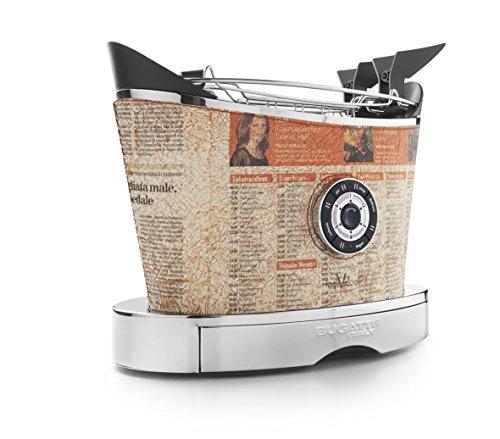Bugatti - Volo Grille-Pain Cuir Newspaper