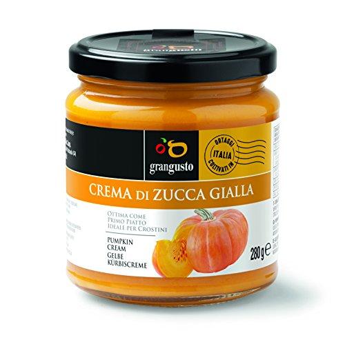 Crema di Zucca gialla ''grangusto'' 280g confezione da 6
