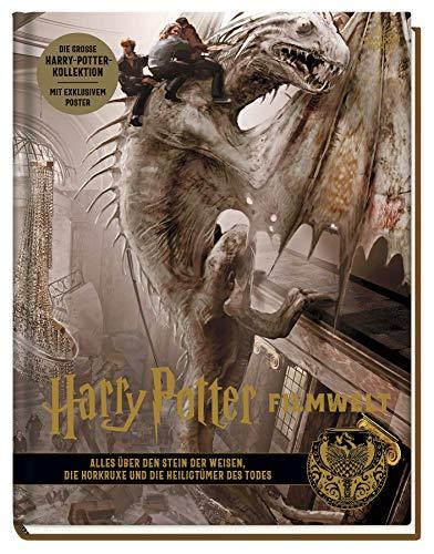 Harry Potter Filmwelt: Bd. 3: Alles über den Stein der Weisen, die Horkruxe und die Heiligtümer des Todes