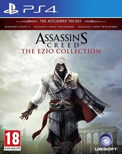 AC Ezio Collection PS-4 UK Multi [Importación inglesa]