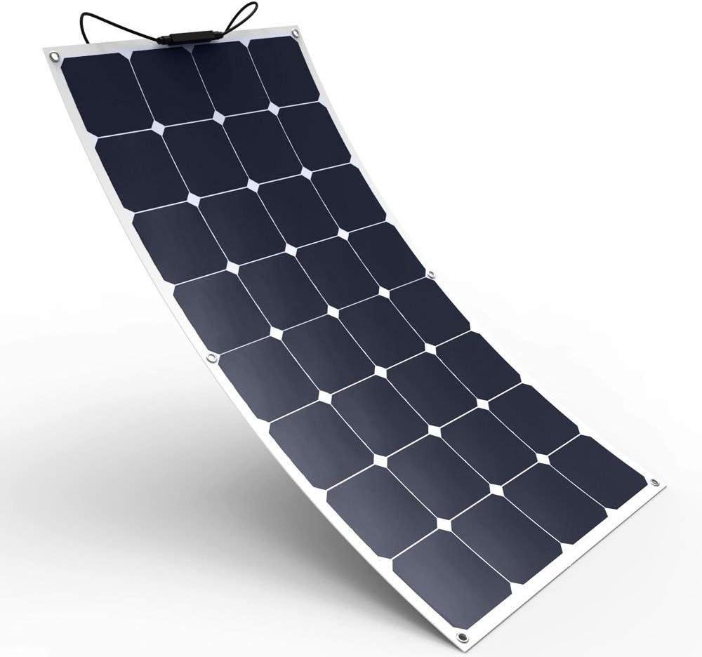 Solar Cynergy 120watt 12volt Monocrystalline Flexible