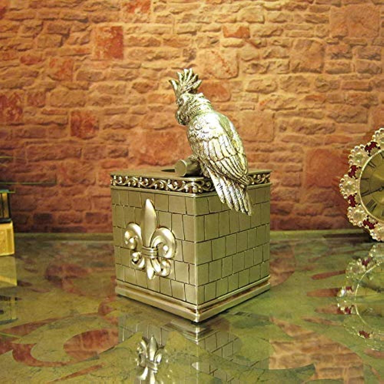 Las ventas en línea ahorran un 70%. Powzz ornament Decorativa Interior Caja Retra De De De La Toalla De La Resina Joyería Europea del Hogar De La Artesanía del Cartón De La Moda  ofreciendo 100%