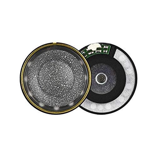 WNJ-TOOL, 2 stücke Kopfhörer Lautsprecher DIY HiFi Headset Fahrer 40mm Lautsprecher Einheit 16Ohm Carbon Composite Film Kopfhörer Reparaturteile Sound gut