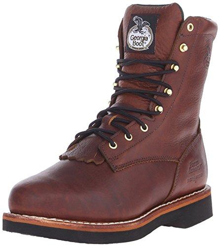 Georgia Boot Men's Lacer Work Shoe