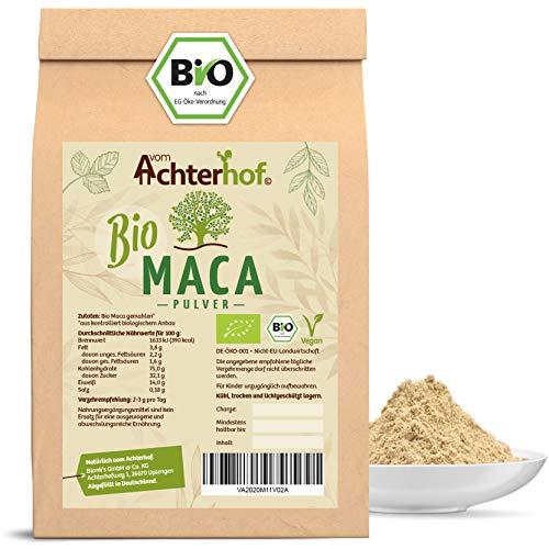 Maca Pulver BIO   1kg   100% reines Macapulver aus Peru   vom-Achterhof