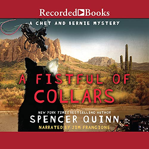 A Fistful of Collars Audiobook By Spencer Quinn cover art