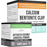 Best Bentonite Clays - Bentonite Clay Powder & Activated Charcoal - Pharmaceutical Review