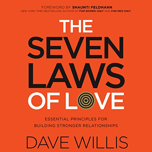 The Seven Laws of Love audiobook cover art