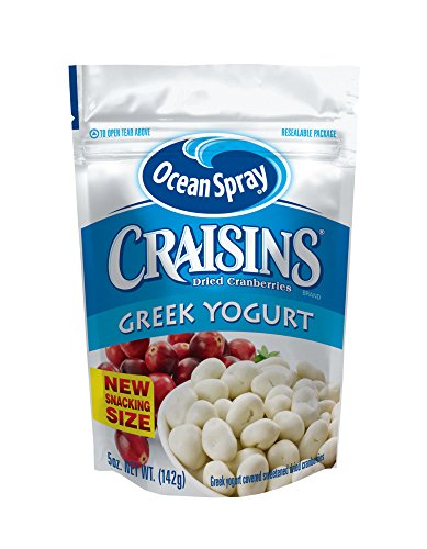 Ocean Spray Craisins Ocean Spray Greek Yogurt Covered, 5 Ounce