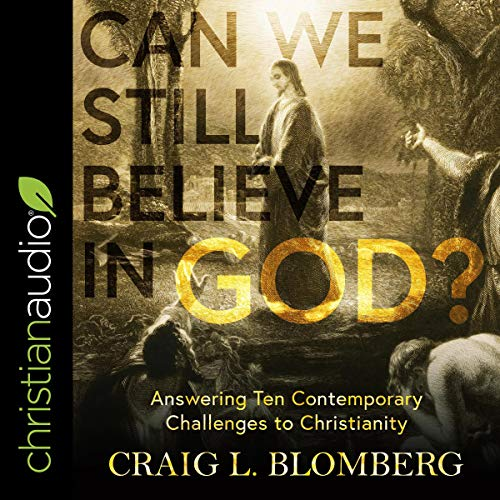 Can We Still Believe in God? cover art