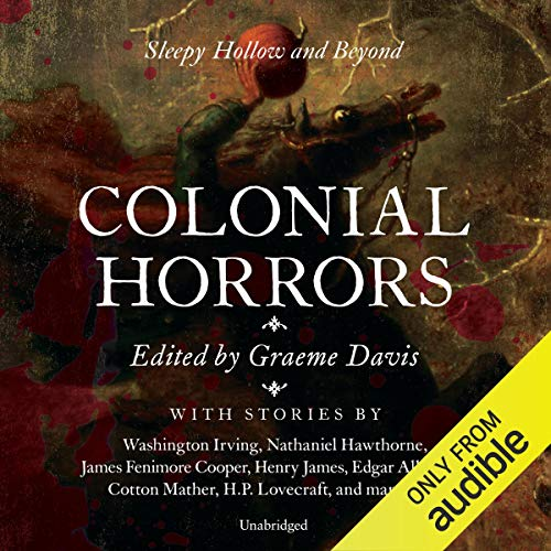 Colonial Horrors cover art