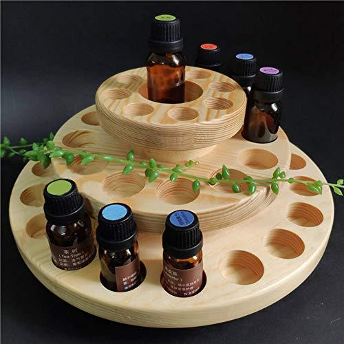 Öl Lager Box 39 Schlüssel drei Lagen Wesentlich Öl Lager Box Hölzern Fall Aromatherapie Öle Veranstalter Einfach