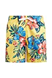 Kanu Surf Seaside Swim Trunks (Regular & Extended Sizes) Baador para Hombre, St. Lucia Yellow, XXL