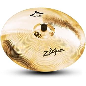 """Zildjian 21"""" A Zildjian Sweet Ride, Brilliant"""