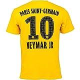 PSG T-Shirt Neymar Jr - Collection Officielle Paris Saint Germain - Taille Enfant garçon 14 Ans