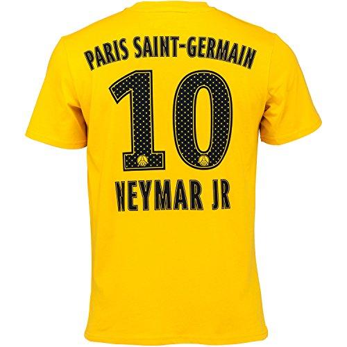 PSG T-Shirt Neymar Jr - Collection Officielle Paris Saint Germain - Taille Adulte Homme M