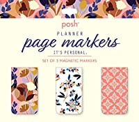 Posh: Magnetic Planner Page Markers