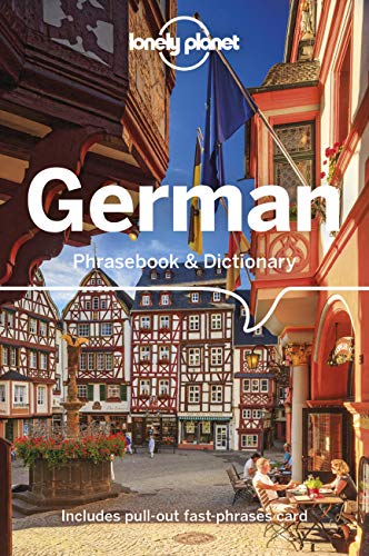 Lonely Planet German Phrasebook & Dictionary [Lingua Inglese]