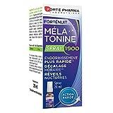 Forté Pharma Mélatonine 1900 Spray | Complément Alimentaire Sommeil | Endormissement Rapide