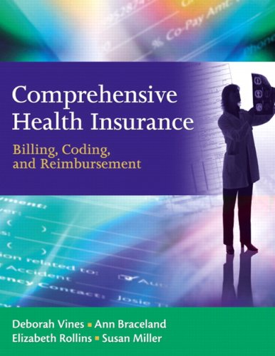 Comprehensive Health Insurance: Billing, Coding and...