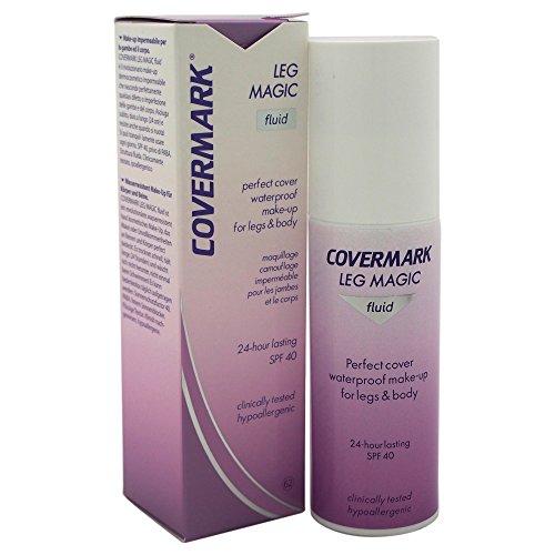 Covermark Leg Magic Fluid Corpo Correttore (Colore 62) - 75 ml.
