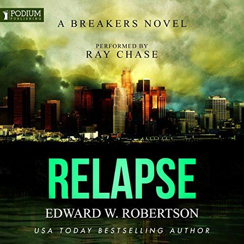Relapse audiobook cover art