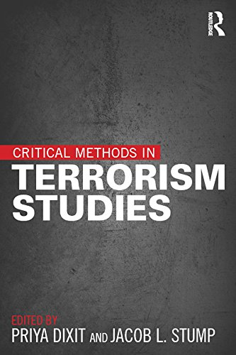 Critical Methods in Terrorism Studies (English Edition) eBook: Dixit, Priya, Stump, Jacob L.: Amazon.es: Tienda Kindle