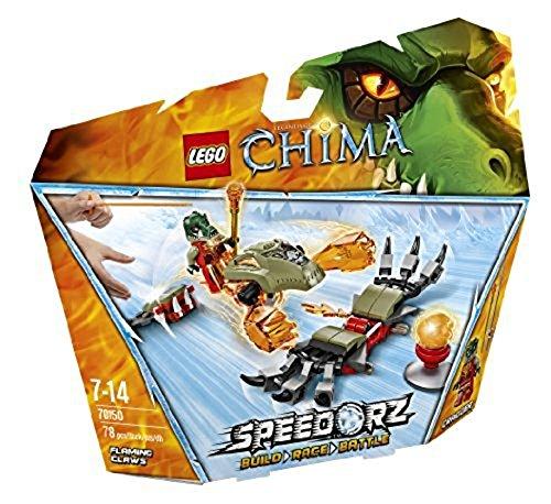 LEGO Legends of Chima Speedorz 70150 - Feuer-Klauen