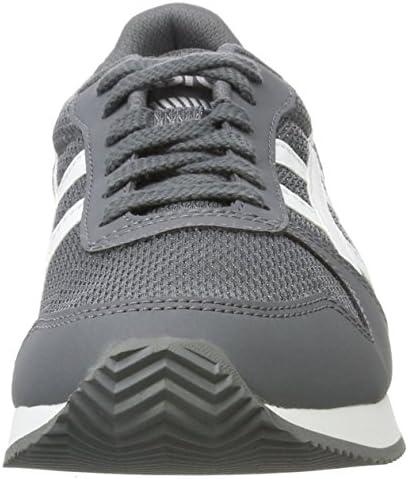 MEN ASICS TIGER Curreo II Running Shoe HN7AO-9701 CARBON/WHITE 9.5 ...