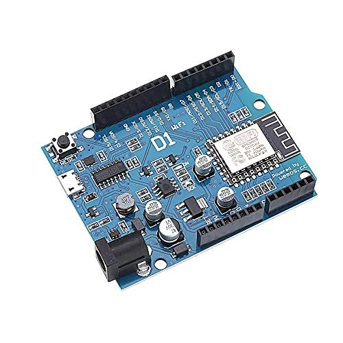 Development Board For Arduino - Products That Work With Official Boards,3Pcs D1 WiFi UNO ESP-12E Module Based ESP8266 Shield
