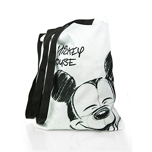 Disney Mickey Mouse SMILE COLLECTION schulbeutel einkaufstasche Disney Mickey Mouse FUNNY COLLECTION schulbeutel einkaufstasche Schultasche HOHE QUALITÄT