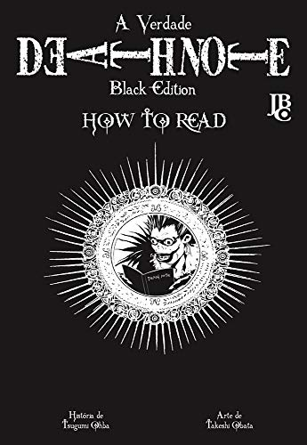 Death Note - Black Edition - How to read