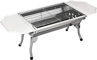 BBQ Folding Stove Stainless Steel Grill, for Household Use Small Portable Grills Outdoor Cooking Camping Hiking Picnics