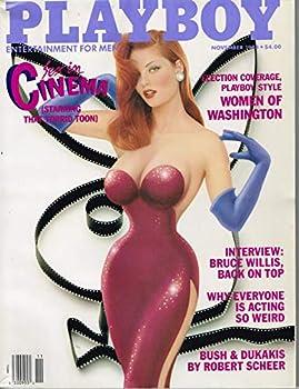 Best playboy november 1988 Reviews
