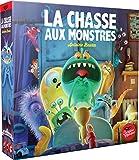 La Chasse Aux Monstres - Asmodee - Jeu de société - Jeu enfant - Jeu de mémoire coopératif