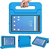 Onn 7 Inch Tablet Case 2020/2019 for Kids   Blosomeet Onn Tablet Case 7 Inch Lightweight Rugged Full-Body Protection Cover   Shockproof EVA Case with Handle Stand for Walmart Onn 7 inch Tablet   Blue