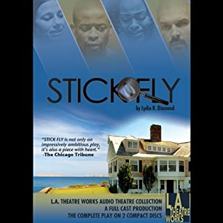 Stick Fly audiobook cover art